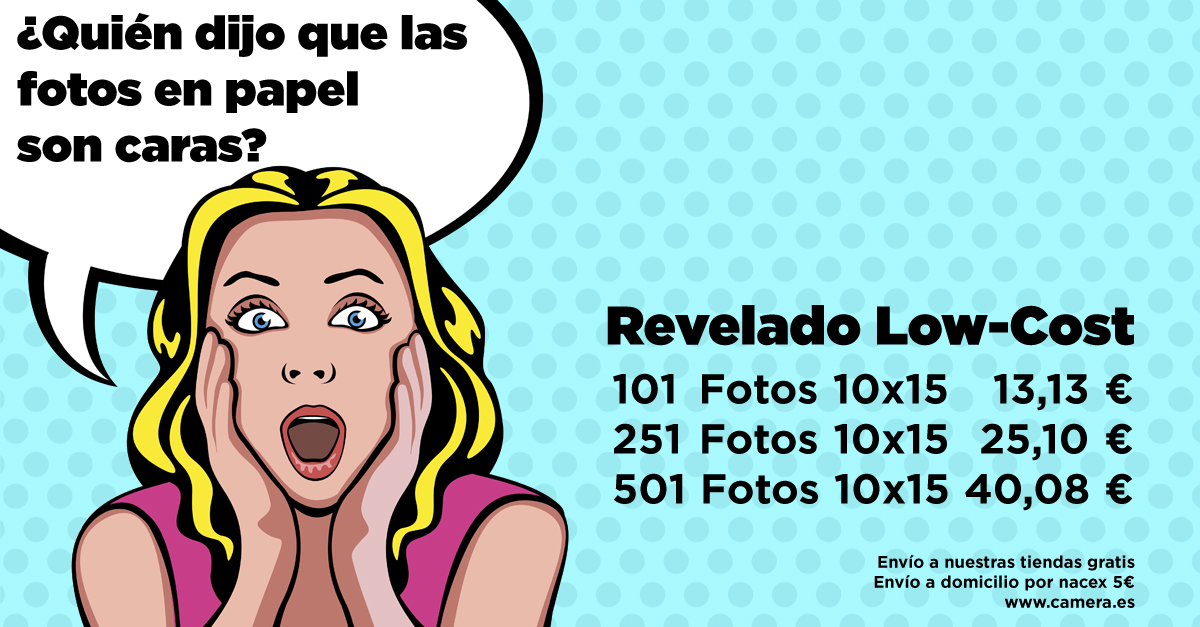 Revelado fotos online low cost for Armadi low cost online